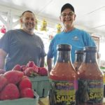 BERRIES AND BARBECUE: Statewide exposure helps feed tourism in Richmond County