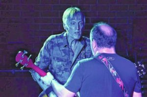Ponder guitarist remembered