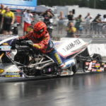 'Spiderman' favored in ManCup Top Fuel showdown