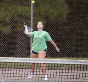 Lady Raider tennis falls to Jack Britt