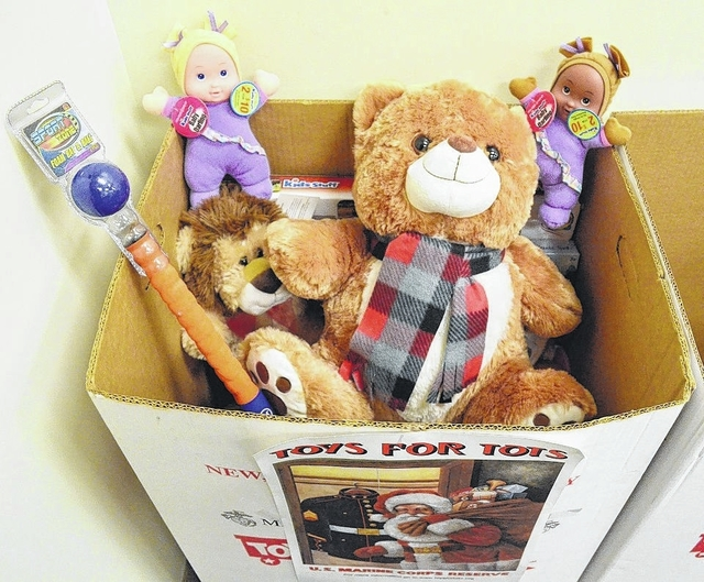 Lean Times At Toys For Tots Charity Charts Slight Decline
