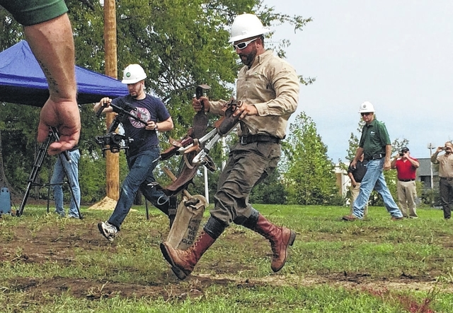 Rockingham Lineman For Pee Dee Electric Places 1st In State
