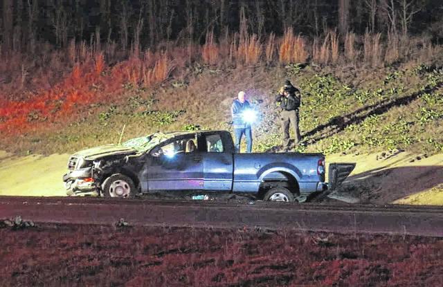 Single-vehicle wreck kills 2 north of Hoffman | Richmond